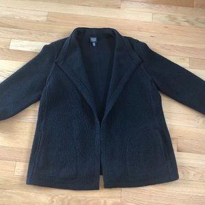 Eileen Fisher Black Jacket